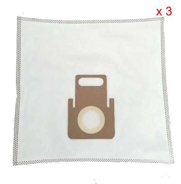 3pcs/lot New Vacuum Cleaner Bags Dust Bag Replacements For Thomas Anti Allergy Aqua THOMAS PET & FAMILY Aqua Thomas Pantner Bags