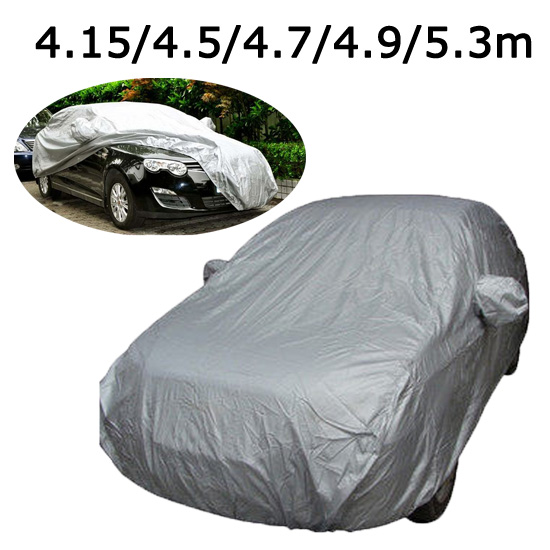 Full Car Cover waterproof Indoor Outdoor Car Covers atv cover Protection Car winter snow cover for Peugeot 307 Toyota VW golf 7