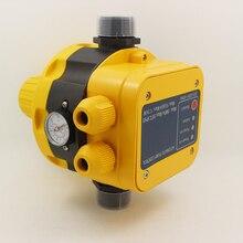 Гарантированное высокое качество, Автоматический водяной насос, регулятор давления 220 В, переключатель давления с Калибр для точного измерения