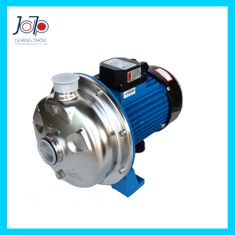 BLC50/037 380V 50Hz 0.37kw Three Phase Electric Single-stage Stainless Steel Centrifugal Pump For Air Condition CoolingSystem