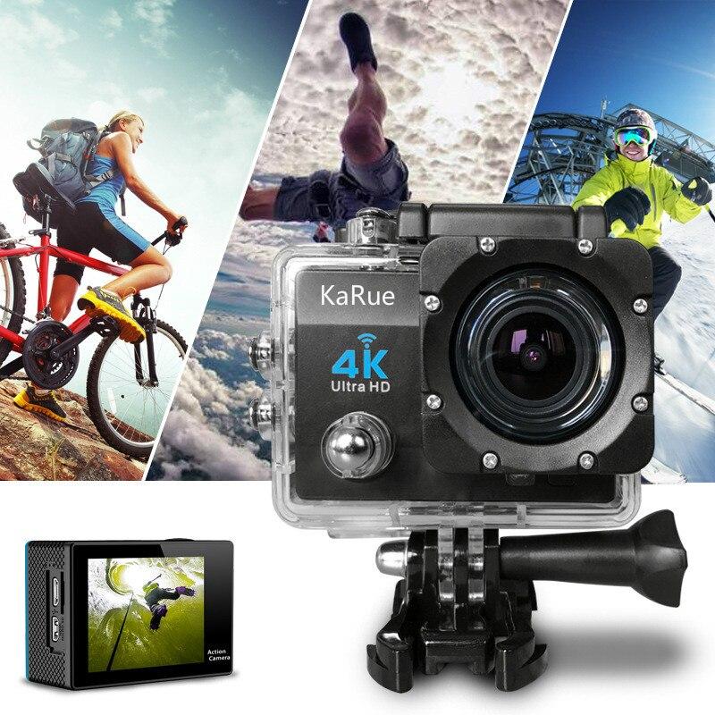 Caméra d'action KaRue HD 30 M 4 K 1080 P 2.0