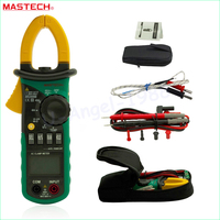 MASTECH MS2008B Digital Clamp DC/AC Volt Current Res Cap Temp Freq Meter