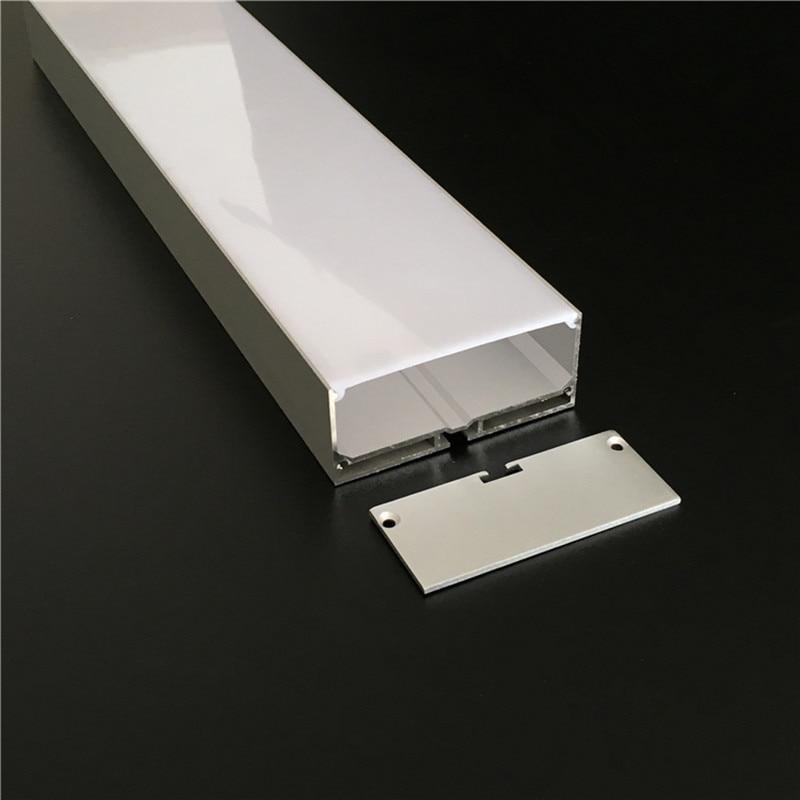 10pcs 1m/pcs led linear light aluminum heat sink for led strips led profile aluminum housing Model TS7532