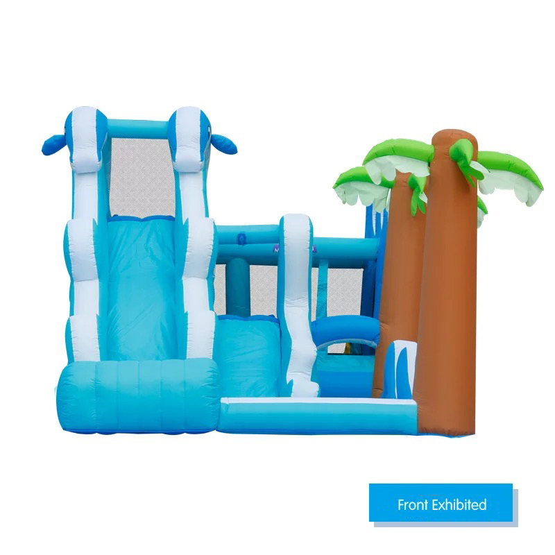 HTB1V4SlPpXXXXa1apXXq6xXFXXXc - Inflatable Bouncer Bounce House With Double Water Slide, Air Trampoline, and Mesh Swimming Pool