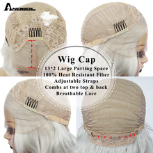Synthetic Hair Lace Front Wigs For Drag Queen