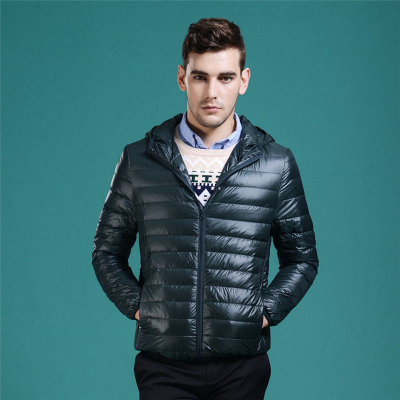 Thin Down Jacket Men | Jackets Review