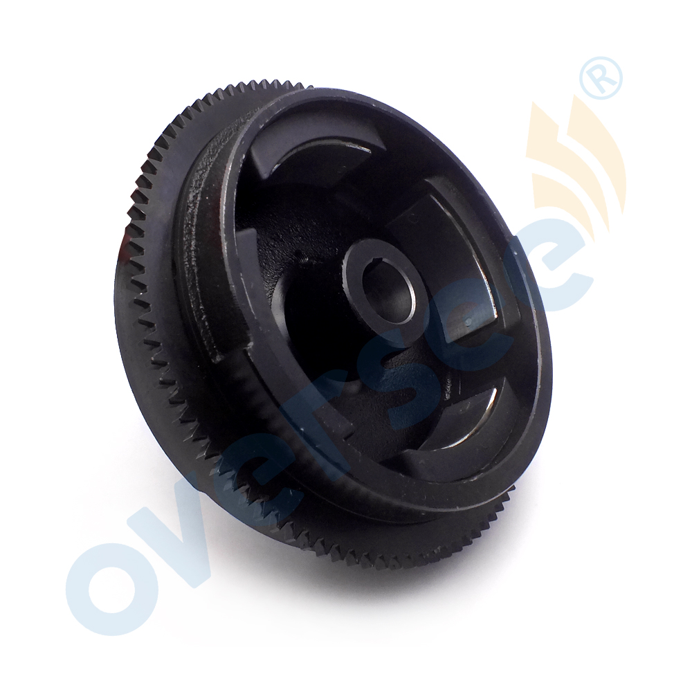 63V-85550-00 Electric Flywheel For Yamaha Outboard Engine 9.9HP 15HP ROTOR ASSEMBLY For Parsun 1