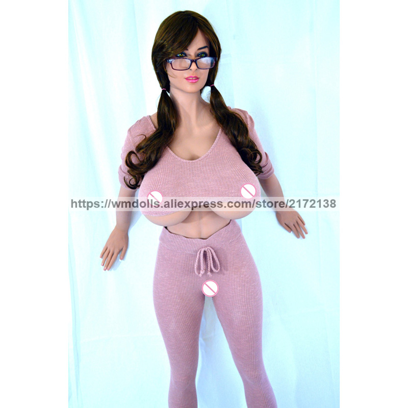 WMDOLL Sex Dolls 152cm Real TPE Lifelike Anime Sex Robot Silicone Love Doll Huge Breast Big Ass Adult Toys For Men in Sex Dolls from Beauty Health