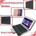 Для lenovo thinkpad8 чехол Универсальный Беспроводная Bluetooth Клавиатура Чехол Для lenovo thinkpad 8 Bluetooth Клавиатура чехол + 2 подарки