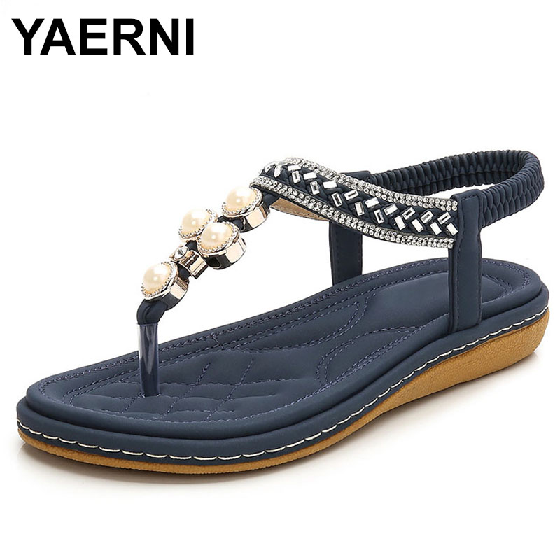 Buy flat toe ring sandals and get free shipping on AliExpress.com ff6b96a8e0e1