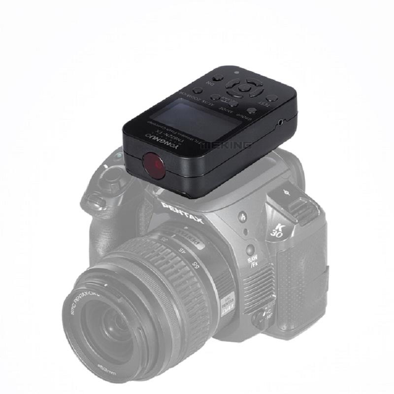 Prix pour Yongnuo yn-622c-tx ttl lcd sans fil contrôleur de flash sans fil trigger émetteur déclencheur pour canon dslr 7d 60d 50d 40d