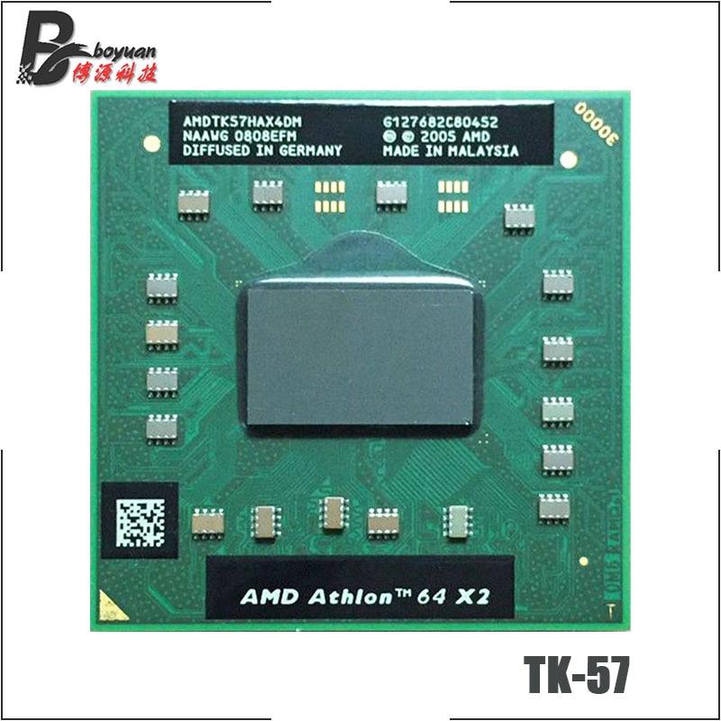 AMD AMQL65DAM22GG QL65 Dual Core 2.1Ghz Athlon 64 X2 Socket S1 Mobile Processor