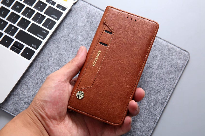 for huawei P20 lite leather case (6)