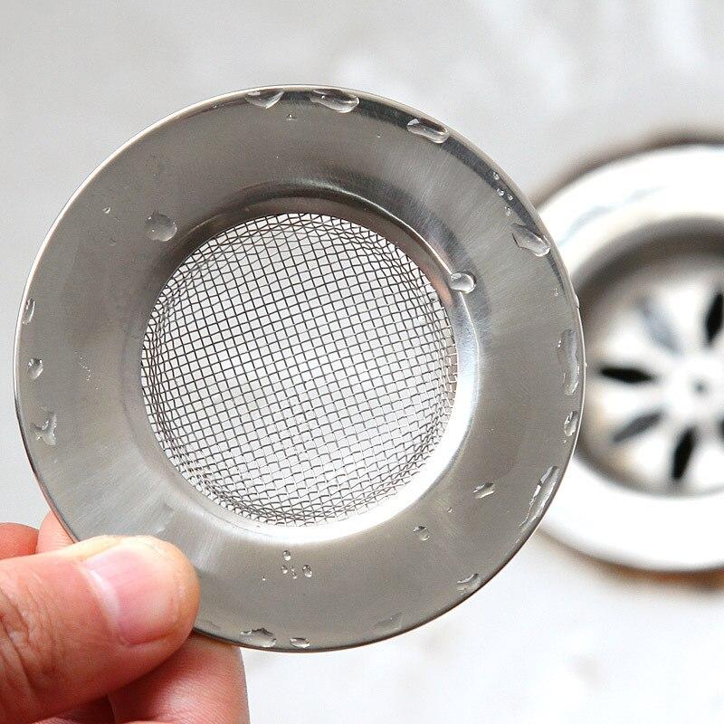 Vanzlife Stainless Steel Sink Font B Strainer Bathtub Drain Plug