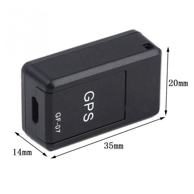 Super Mini GPS Tracker