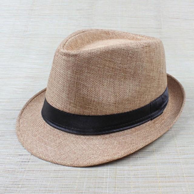 944da18600648c Liva girl Top Quality Cap Headdress Panama Hat Summer Straw Unisex Sun Hat  Summer Adult Fashion Beach Hat Cowboy Western Hat