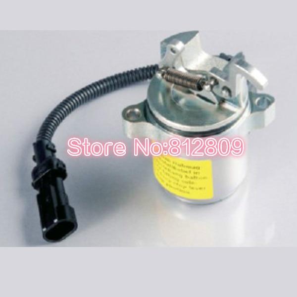 Shutdown Device Solenoid Valve 04287584 Diesel Engine Parts 0428 7584,24V цена