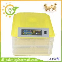 Newest Electric Mini 96 Automatic Egg Incubator For Hatching Chicken Quail Eggs