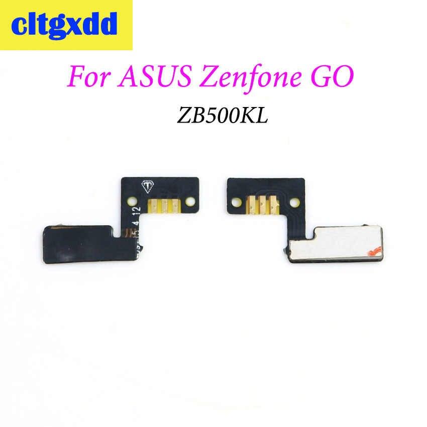 Cltgxdd כוח לסירוגין נפח עד למטה Flex כבל עבור Asus Zenfone ללכת ZB500KL X00AD צד מפתח כפתור מתג ribbion