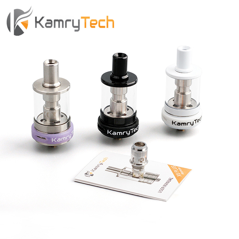 5pcs/lot Kamry Atomizer Coil 0.5ohm fit for X6 Plus Atomizer K1000 Plus Atomizer Electronic Cigarette Atomizer Vaporizer Coils