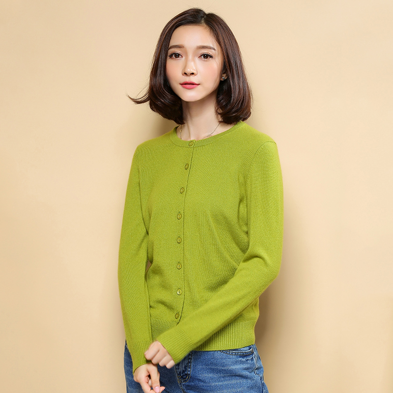 adohon 2018 womens winter Cashmere sweaters and auntmun women knitted Cardigans High Quality Warm Female thickening Solid Single