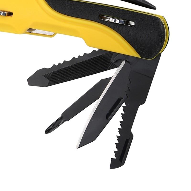 RDEER 7 az 1-ben többfunkciós fogó kés kés csavarhúzó - Kézi szerszámok - Fénykép 4