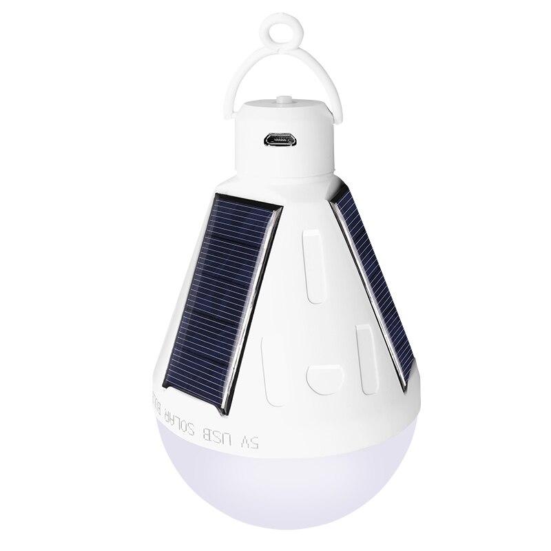 Lâmpadas Solares de energia solar ao ar Tipo : Solar Energy Lamp