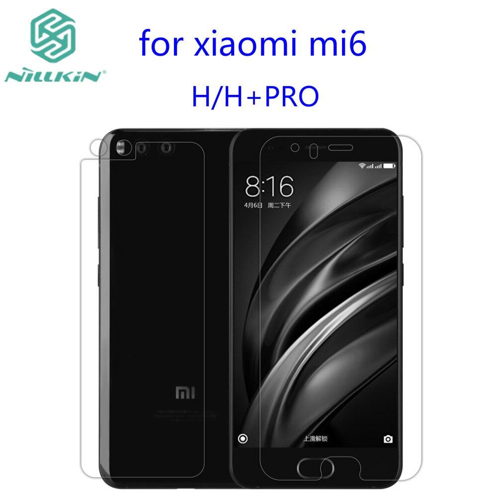 Für xiaomi mi6 Gehärtetem Glas Nillkin Erstaunlich H/H + PRO Anti-Explosion Ausgeglichenes Glas-schirm-schutz Für Xiaomi 6 (5,15 zoll)