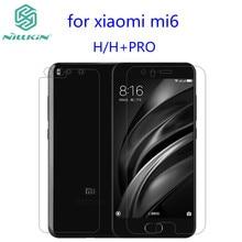 Для Xiaomi mi6 закаленное Стекло NILLKIN Удивительный Н/H + Pro Anti-Explosion закаленное Стекло Экран протектор для Xiaomi 6 (5.15 дюймов)