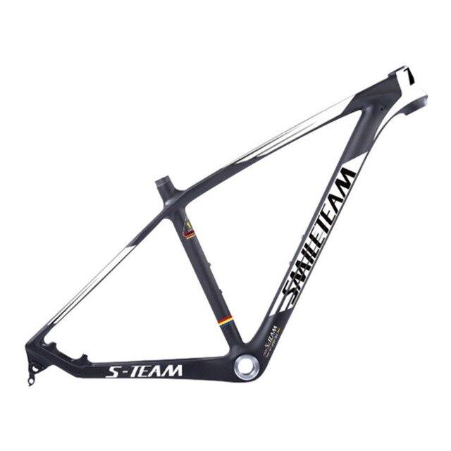 super light mtb carbon frame 29er full carbon fiber mountain bike frame carbon mountain bicycle frame - Mountain Bike Frame Size