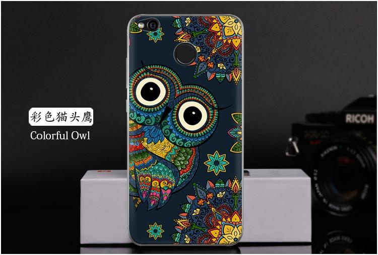 Drop Shipping TPU Soft Phone Case för Xiaomi Redmi 4X 4 X 5-tums - Reservdelar och tillbehör för mobiltelefoner - Foto 4