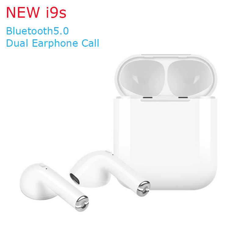 55d635cc881 Detail Feedback Questions about I9S TWS Wireless Bluetooth 5.0 Earphone  Portable Earphones Invisible Earbud for IPhone X 8 7 Plus For Xiaomi Mobile  Phones ...