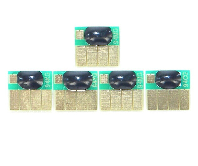 ARC FOR HP 564 C309a g C310a C410a 7510 B8550 C5380 CISS CIS auto reset chip 5pcs arc auto reset chip for hp950 refillable ink cartrige ciss cis 4pcs chips black cyan magenta yellow show ink level