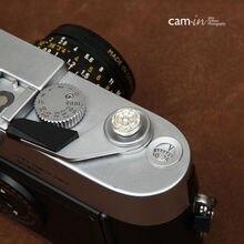 10 мм cam-в опера маска красная кнопка спуска затвора для Leica Contax Fuji 9115