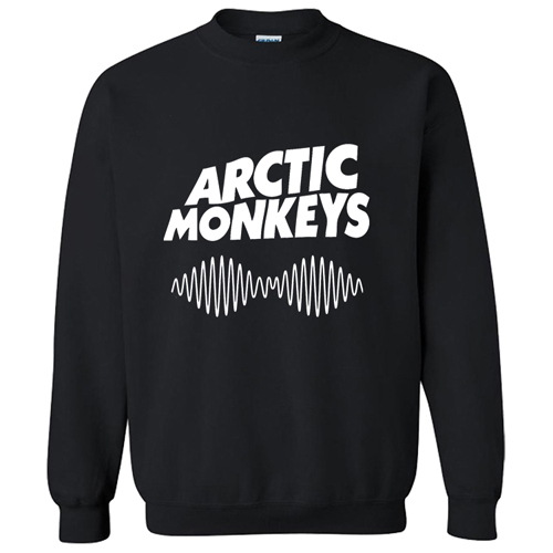 2017 outono da American apparel música banda de rock and roll artic monkeys hop pullover homem camisola hoodies sportswear moleton