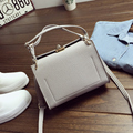 High Quality PU Leather crossbody bags Women Top-handle Bag Fashion 3 Color Women Shoulder Bag Small Women Messenger Bag