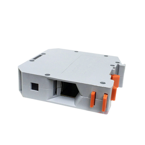 Image 3 - 5ชิ้นUKH 50N (UK 50N) 50mm2 150A 1000โวลต์เชื่อมต่อขั้วกระแสไฟฟ้าแถวแผ่นดึงS Pliceสายเชื่อมต่อ