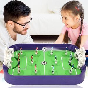 Image 4 - Jouet de sport pour enfants, Mini Table de Football, jeu de plateau, Football sur le terrain, cadeau idéal pour enfants, garçons