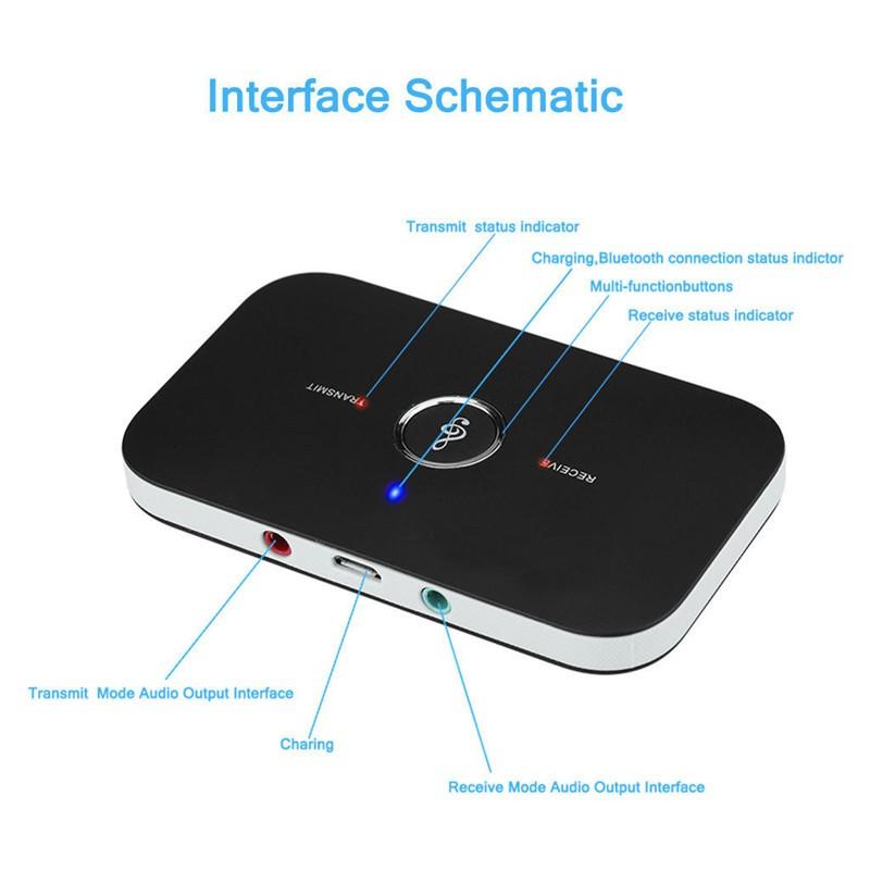 E0379 Bluetooth Audio Receiver &  Transmitter (12)