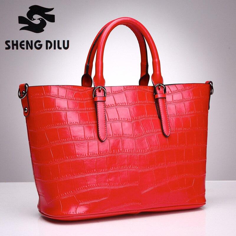 bolsos mujer de marca famosa 2017 Cow leather Handbag Women Large Totes bag Casual Ladies Shoulder Bags Handbags bolsas feminina famosa nancy