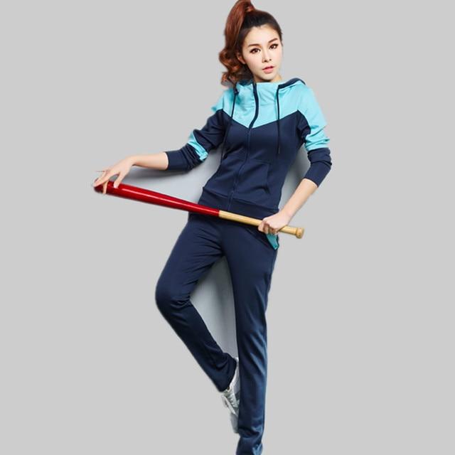 Sport Suit Women Jogging Suits For Women Jogging Femme Sport Wear Tracksuit Hoodie Plus Size Sport Suit Sweatshirt Hoodies #19