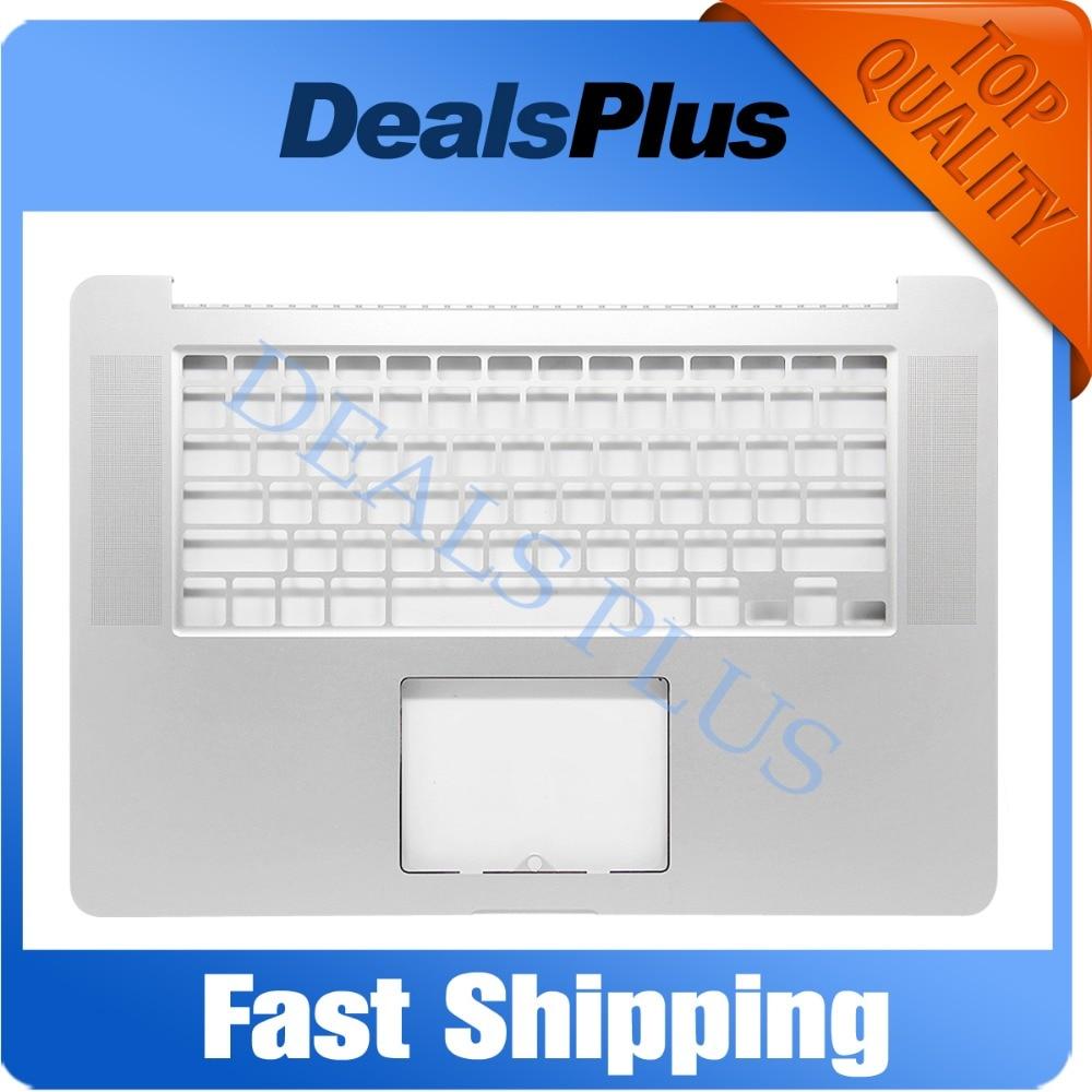Replacement New For MacBook Pro 15 A1398 MC975 MC976 RETINA Topcase Palmrest No keyboard No Touchpad new original for macbook retina 13 a1502 thailand thai topcase palmrest with keyboard no touchpad 2013year