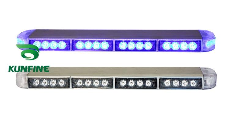 Новый МДП светодиодные 1,52 М высокой мощности вспышки трафика, предупреждая lightbar СИД непредвиденный предупреждая lightbar полиции lightbar KF8700
