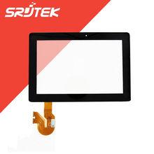 Para asus me302kl me302 k00a memo pad fhd 10 me302c me302cl k005 pantalla táctil digitalizador del sensor de cristal piezas de reparación de reemplazo