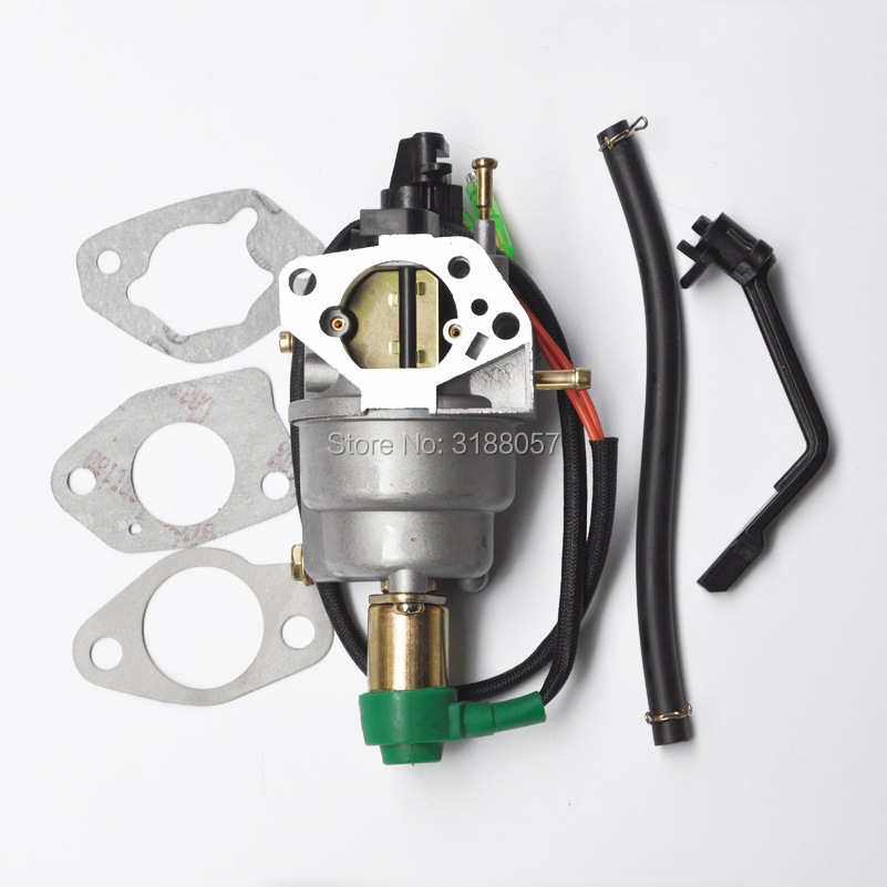 carburetor carb manual with solenoid fits honda gx340 gx390 11hp 13 rh aliexpress com honda gx340 11 hp service manual Honda GX340 Service Manual
