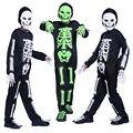 Halloween kostüm party kleid skelett geist kleidung maskerade partei jungen Lustige skeleton kleidung kleidung rolle spielen-in Jungen Kostüme aus Neuheiten und Spezialanwendung bei