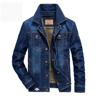 Top quality denim jacket men jeans vest men fashion European style cowboy waistcoat sleeveless jacket plus size 5XL 6XL