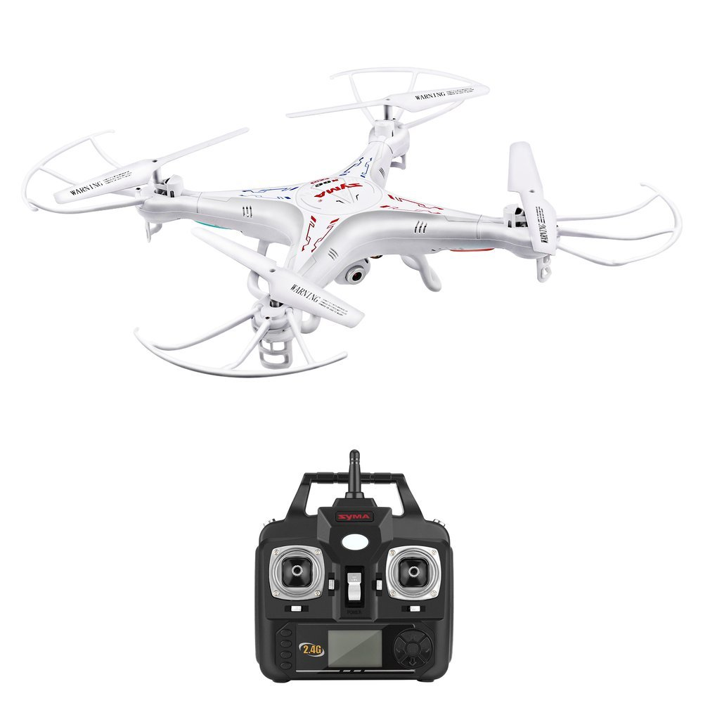 Syma X5C 2 4G 4CH 6 Axes Gyro RC Quadcopter Drone UAV RTF UFO With 2MP
