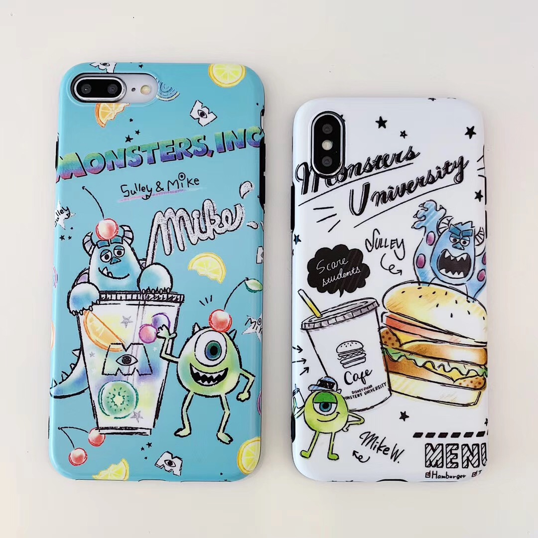iphone 7 burger case