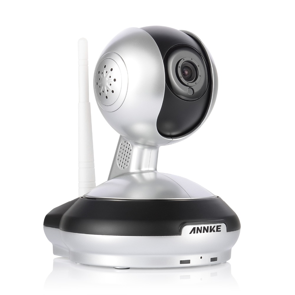 ANNKE 720P IP Camera 1.0MP FULL HD Wireless Webcam HD 720P Infrared Security Audio Record CCTV Camera indoor Monitor